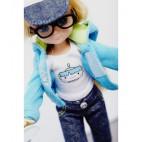 Кукла Lottie Лотти Инженер