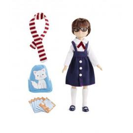 Кукла Lottie Лотти Школьница