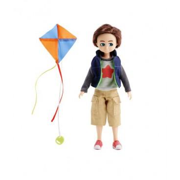 Кукла Lottie Финн воздушный змей