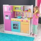 Детская игровая кухня «Делюкс» KidKraft