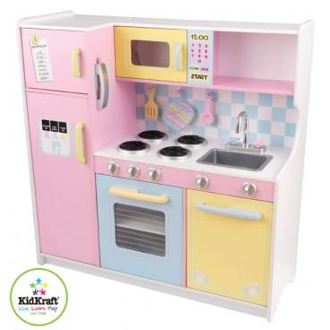 """Детская кухня """"Пастель"""" KidKraft"""
