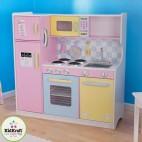 Детская кухня Пастель KidKraft