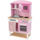 Детская деревянная кухня «Домашний шеф-повар» (Home Cooking Kitchen) KidKraft (Кидкрафт)