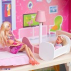 """Кукольный домик для Барби PAREMO """"МУЗА"""""""