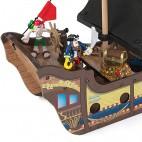 """Игровой набор """"Пиратский форт с кораблем"""" Kidkraft"""