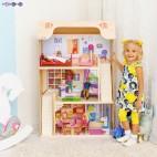 """Кукольный домик для Барби PAREMO """"ШАРМ"""""""