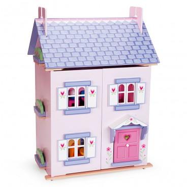 """Кукольный домик """"Белла"""" Le Toy Van с мебелью"""