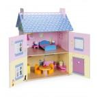 """Кукольный домик """"Белла"""" с мебелью"""
