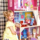 """Кукольные домик для Барби """"Вдохновение"""" PAREMO"""