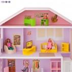 "Дом из дерева для Барби ""Фантазия"" PAREMO"