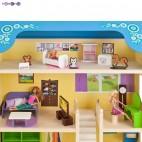 """Кукольный домик для Барби """"Лира"""" PAREMO"""