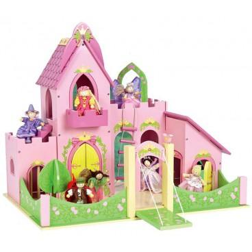 """Кукольный домик """"Замок принцессы Три желания"""" Le Toy Van"""