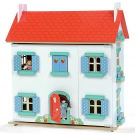 """Кукольный домик """"Земляничная вилла"""""""