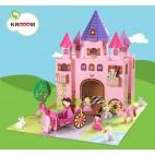 """Игровой набор """"Волшебный замок принцессы Тринни"""", Krooom"""
