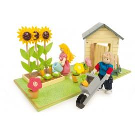 "Игровой набор ""Цветущий сад"" Le Toy Van"