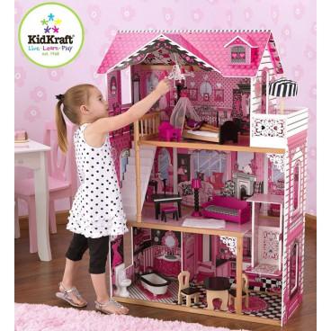 """Кукольный домик с мебелью """"Амелия"""" KidKraft"""