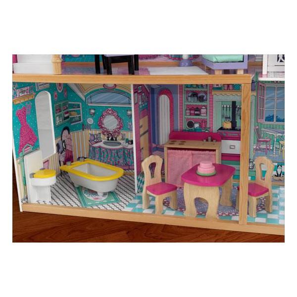 Дизайн кукольных домиков игры