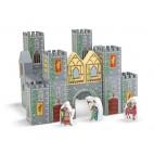 Средневековый рыцарский замок