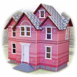 Дом для кукол в викторианском стиле Melissa and Doug