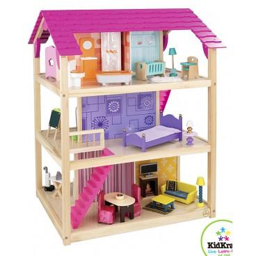 Кукольный домик Шик KidKraft
