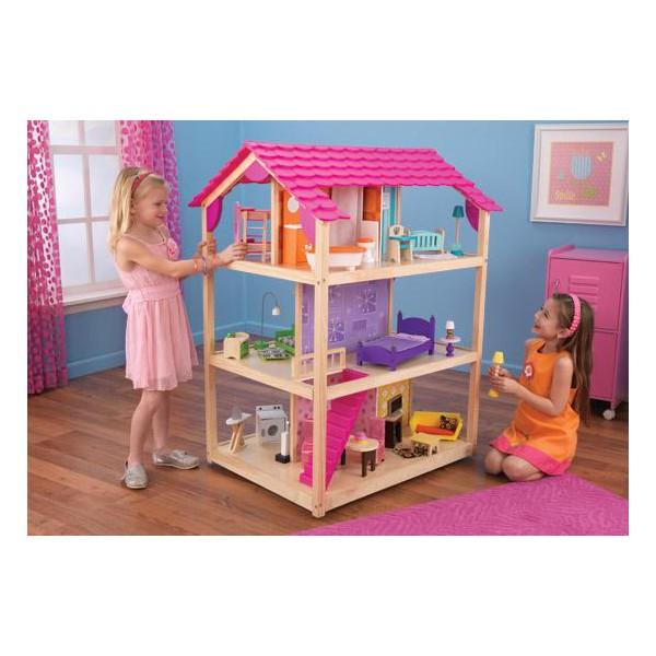 Детские кукольные домики для девочек