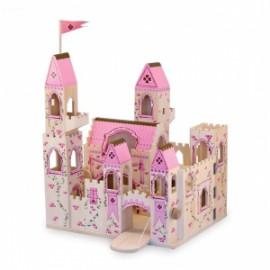 Замок принцессы складной Melissa & Doug