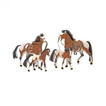 Семейка лошадей Melissa & Doug