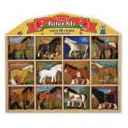 Набор лошадок Melissa & Doug