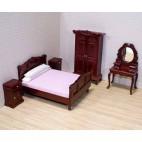 Спальня для викторианского дома