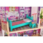 """Кукольный домик """"Элегантный"""" KidKraft с мебелью KidKraft"""