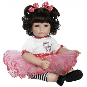 "Кукла Adora ""Быстрая зебра"" (Zippy Zebra) 20"""