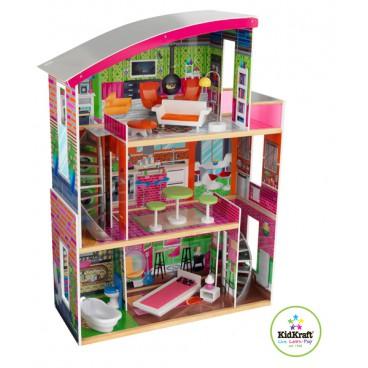 Кукольный домик «Дизайнерский особняк» KidKraft