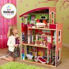Кукольный домик « Дизайнерский особняк» KidKraft