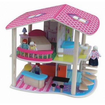 """Кукольный домик CRAFT """"Верона"""" DY-803"""