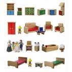 Кукольный домик CRAFT DY-801
