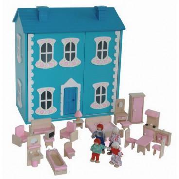 """Кукольные домик Craft """"Сан-Ремо"""" DY-1001B"""