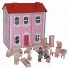 """Кукольный домик Craft """"Сан-Марино"""" DY-1001P"""
