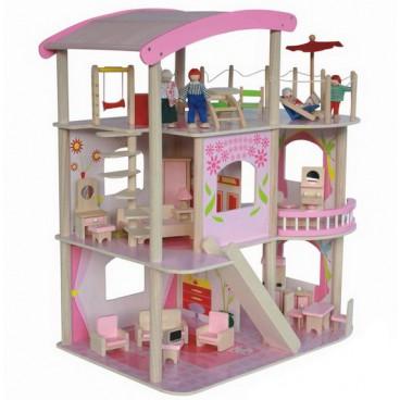 """Кукольный домик Craft """"Венеция"""" DY-0102"""