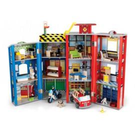 """Игровой набор для мальчиков """"Здание спасательной службы"""" Kidkraft"""