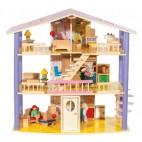 """Кукольный домик CRAFT """"Санта-Барбара"""" DY-801"""