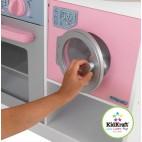 Большая детская кухня «Изысканный уголок» KidKraft