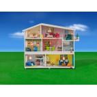 """Кукольный домик со светом """"Смоланд"""" Lundby"""