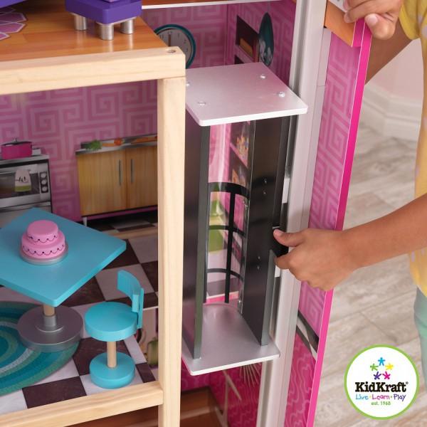 Куклы как сделать лифт