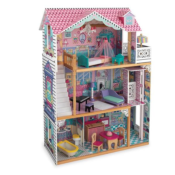 Выбор лучшего кукольного домика Kidkraft