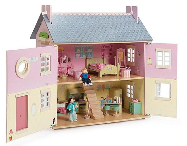 Выбор лучшего кукольного домика
